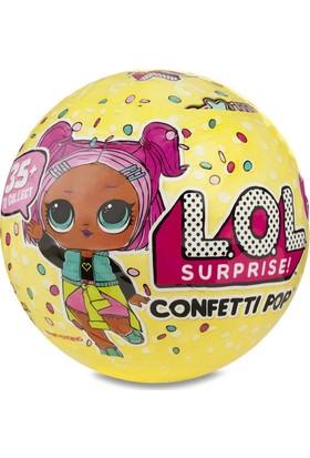 L.O.L Confetti Pop 9 Sürpriz YENİ