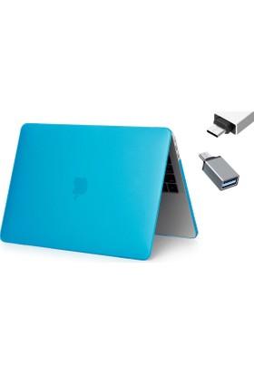 Macstorey Apple Yeni MacBook Pro A1707 15 inç 15.4 inç Kılıf Kapak Kılıf Hard Case Mat+ Usb-c Hub Kutulu 919