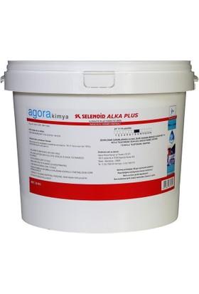 Selenoid Havuz Ph Yükseltici 10 Kg Havuz Kimyasalı