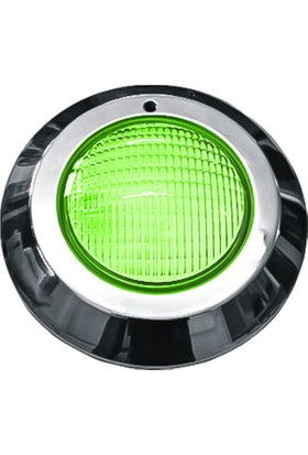 Aktes Yeşil Işık Paslanmaz Sıva Üstü Havuz Lambası