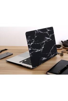 Macstorey Apple Macbook Pro A1278 13 inç 13.3 inç Kılıf Kapak Koruyucu Mermer Kutulu 67