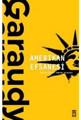 Amerikan Efsanesi - Roger Garaudy