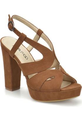 Butigo 18S-141 Taba Kadın Ayakkabı