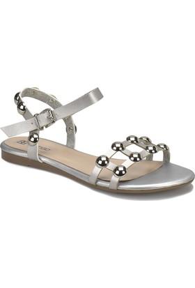Butigo 18S-262 Gümüş Kadın Ayakkabı