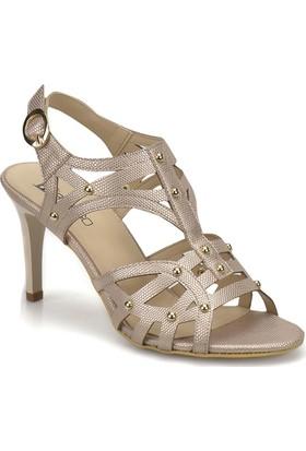 Butigo 18S-418 Altın Kadın Sandalet