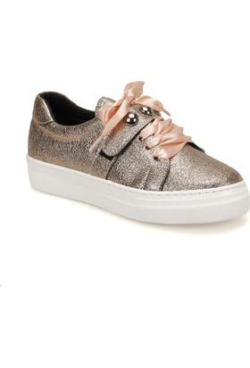 Butigo Deren36Z Gül Kurusu Kadın Sneaker Ayakkabı