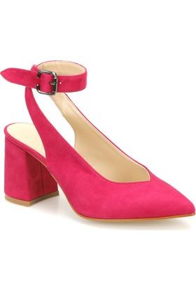 Butigo More37Z Fuşya Kadın Ayakkabı