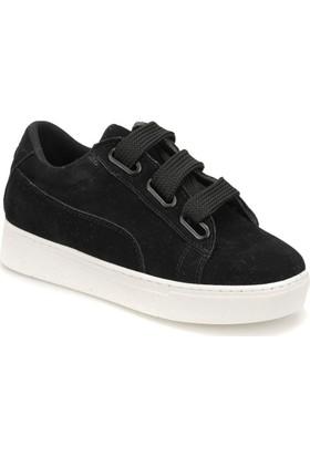 Butigo Set85Z Siyah Kadın Sneaker Ayakkabı