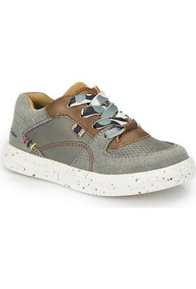 Dockers By Gerli 224578 Gri Erkek Çocuk Sneaker