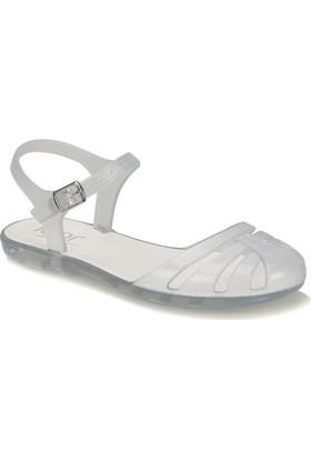 Igor S10144 Mara Mini-Ö57 Beyaz Kız Çocuk Sandalet