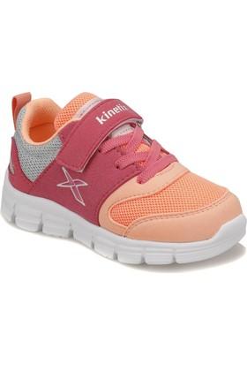 Kinetix Roysı Mercan Pembe Açık Gri Kız Çocuk Koşu Ayakkabısı