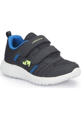 Lumberjack Harvey Siyah Erkek Çocuk Sneaker