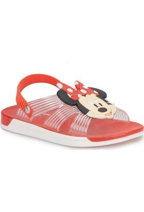 Mickey Mouse Honey-1 Kırmızı Kız Çocuk Marina / Deniz