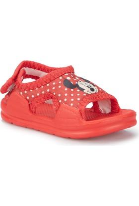 Mickey Mouse Tely-1 Kırmızı Kız Çocuk Marina / Deniz
