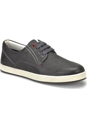 Oxide 71412-2 Siyah Erkek Ayakkabı