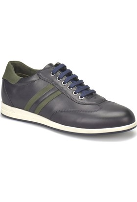 Oxide 71445-1 Lacivert Erkek Deri Ayakkabı