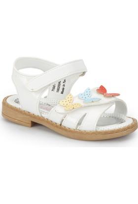 Pink Step Tıggy-1 Beyaz Kız Çocuk Basic