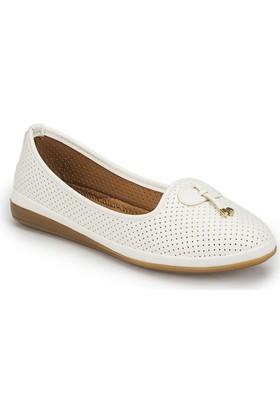 Polaris 81.157200.Z Beyaz Kadın Basic Comfort