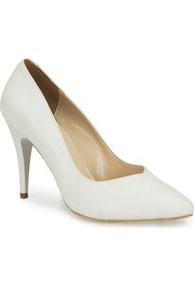 Polaris 81.307263Bz Beyaz Kadın Ayakkabı