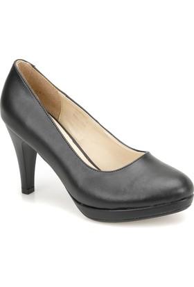 Polaris 81.307316.Z Siyah Kadın Ayakkabı