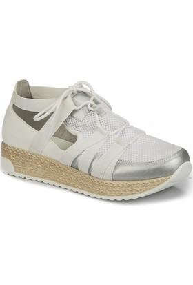 Polaris 81.311575.Z Beyaz Kadın Ayakkabı