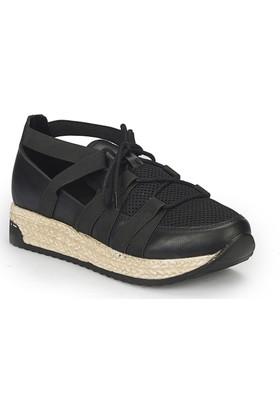 Polaris 81.311575.Z Siyah Kadın Ayakkabı