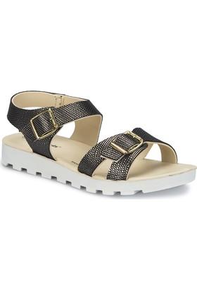 Polaris 81.311703.Z Gümüş Kadın Sandalet