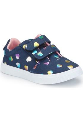 Polaris 81.510336.B Lacivert Kız Çocuk Sneaker