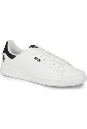U.S. Polo Assn. Franco Lıght Beyaz Erkek Sneaker
