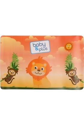 Baby&Plus Desenli Streç Güneşlik 2 Adet