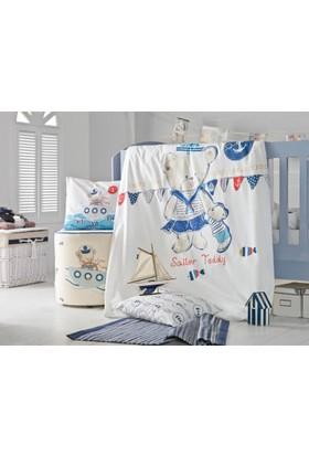 Apolena Teddy Sailor Uyku Beyaz 60 x 120 cm