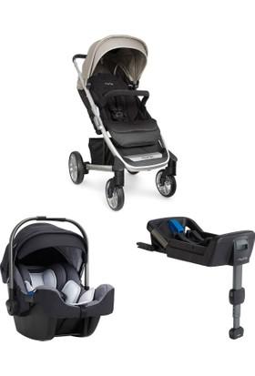 Nuna Tavo I-Size Travel Sistem Aluminyum Grey Bebek Arabası Puset