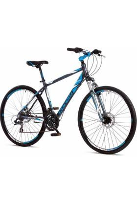 Corelli 3.0 28 Jant Diskli Koyu Gri Trivor Bisiklet