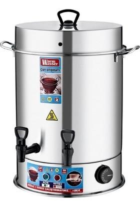 Reis 160 Bardak Çay Makinesi 16Lt