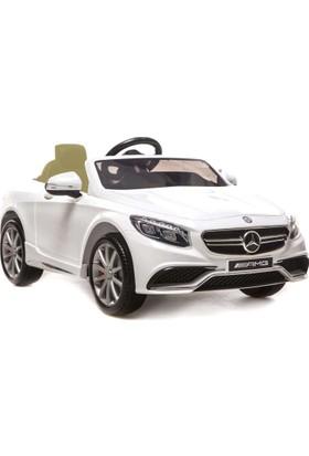 Baby&Toys Mercedes Akülü Araba 12V