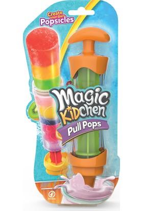 Cre-eat Pull Pops Kendi Dondurmanı Yarat Turuncu