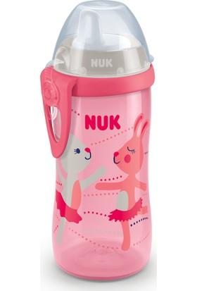 Nuk Kiddy Cup 300 ml Pembe