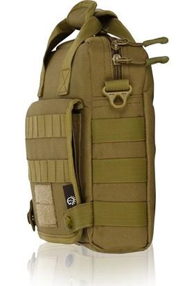 Protector Plus K309 Taktik Tablet Çantası Haki