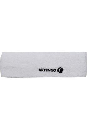 Artengo Spor Bandanası - Beyaz