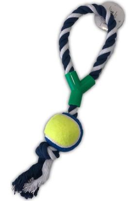 Dr. Sacchi Aks. Köpek Tenis Toplu Diş İpi Pt135