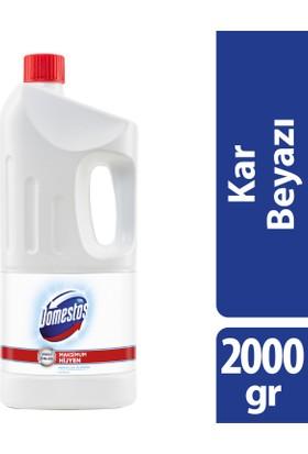 Domestos Çamaşır Suyu Kar Beyazı 2 lt