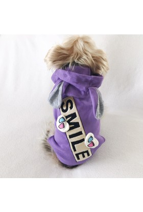 Kemique Smıle Tulum By Köpek Kıyafeti