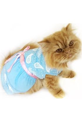 Kemique Bandana Kedi Elbisesi By Kedikıyafeti