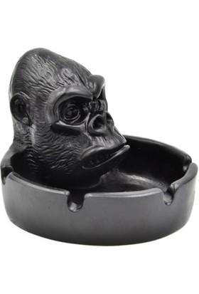 Miamantra Orangutanlı Reçine Küllük