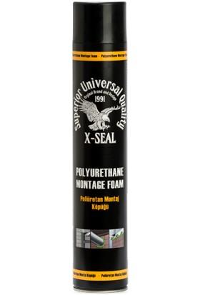 Selsil X-Seal Pu Montaj Köpüğü 750 Ml 600 Gr
