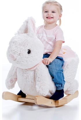 Gerardo's Toys Müzikli Sallanan Hayvan Bunny