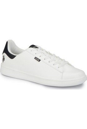 U.S. Polo Assn. Franco Light Beyaz Erkek Sneaker