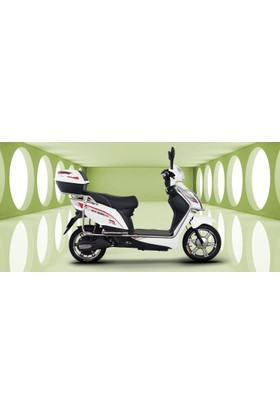 Kuba Eco Rider Ns E-Scooter