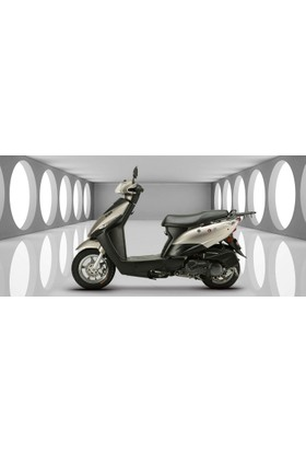 Kuba Golf 100 Scooter