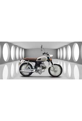 Kuba RX9 50 Motosiklet